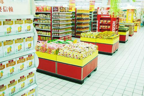 30平米超市设计图展示